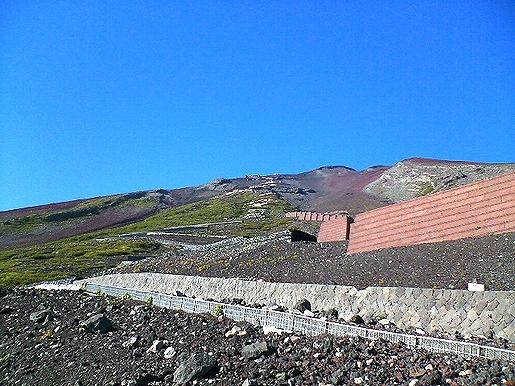 富士山登山道